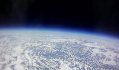 Enviament de sonda casolana a l'espai